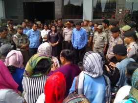 Ini Tuntutan Puluhan Warga Desa Gurukinayan (Karo) Terkait Lahan 766 KK
