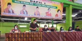Soal Balap Liar dan Knalpot Blong, Ketua Fraksi Golkar Akan Sampaikan Keluhan Warga Ke Polres Karo