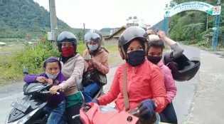 Pengunjung Ini Mengeluh Soal Pengutipan Menuju Objek Wisata Air Panas Raja Berneh Desa Semangat
