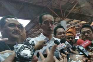Jokowi Sebut Sudah Punya Cawapres 2019