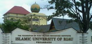 Dua Fakultas di Universitas Islam Riau Bersertifikasi ISO 9001