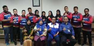 Universitas Lancang Kuning Terima Kunjungan Mahasiswa UTH Malaysia