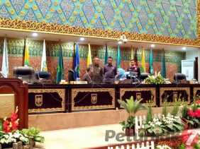 Sempat Ditunda, Kembali Rapat Paripurna DPRD Riau Digelar, Ini Hasilnya