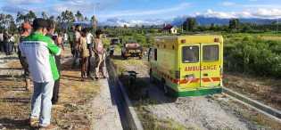 Jenazah PDP yang Ditolak Warga Dimakamkan di Desa Salid Akhirnya Dimakamkan di TPU Simalingkar B