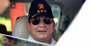 Prabowo: Saya Diejek Bangkrut