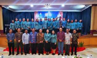 Bupati Karo Buka Pelatihan LP3PKK Tahun 2019