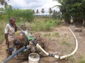 Irigasi Bendungan Jebol di Batangtoru, Warga Tolak Tawaran PT.Agincourt Recourses