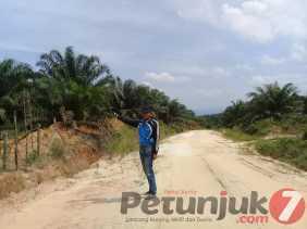 Terkait HPHTI, Datuk Sotih: PT.PSPI Harus Mengembalikan  Lahan Masyarakat Padang Sawah