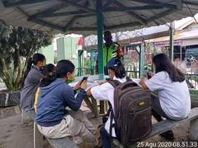 Dandim 0205/TK Instruksikan Pasang Wifi di Kantor Koramil, Dukung Siswa/i Belajar Cara Daring
