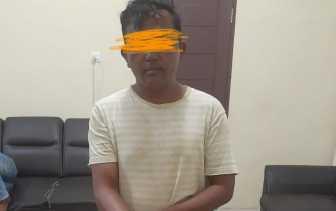 Pria Ini Diringkus Polres Karo di Belakang Losd Desa Payung, Kasat Narkoba: Memiliki 11 Paket Sabu