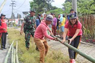 Berharap Gongsol Jadi Desa Percontohan, Muspika Merdeka Goro bersama Warga dan Pengusaha