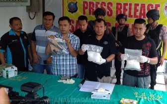 Sabu 2 Kg di Medan, 2 Pelaku Tewas Ditembak Polisi Karena Melawan