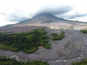 Erupsi Sinabung, Potret Wisata di Karo: The Volcano Park...