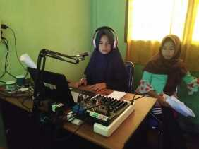 Radio Insani 107.7 FM  di Desa Segamai Siap Mengudara