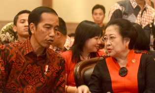 Soal Kasus BLBI, Jokowi Bela Inpres Megawati
