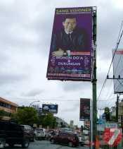 Baliho Walikota Pekanbaru, Bacalon Gubri 2019 - 2024: Sang Visioner