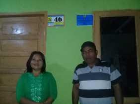 Soal Program BSPS di Desa Kodon - kodon, Kades Sebut Hampir Rampung