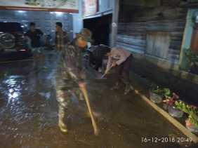 Beberapa Desa Terendam Air, Ini Lokasi Banjir di Kecamatan Lau Baleng
