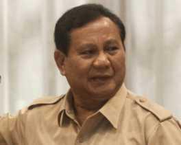 Ini Pandangan Prabowo Tentang  Strategis Bangsa Indonesia