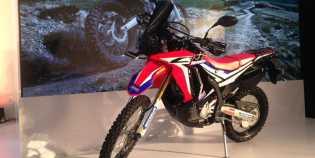 Honda CRF250Rally Resmi Diluncurkan, Harganya Rp62juta