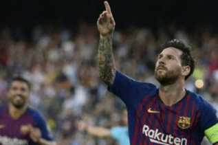 Paus Fransiskus: Orang-orang Boleh Saja Sebut Lionel Messi 'Tuhan'