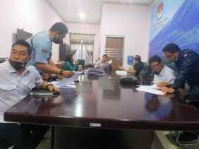 Pilkada, KPUD Resmi Menetapkan 5 Paslon Bupati dan Wakil Bupati Karo