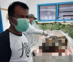 Mayat Mr X Ditemukan Tanpa Busana Mengambang di Aliran Sungai Lau Mandin