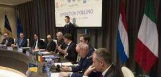 Pihak Berwenang Eropa Kordinasikan Pengerebekan Mafia Italia