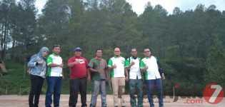 Tinjau Puncak Pelangkah Gading (Kuta Mbaru), DPW Walantara Sumut: Kami Siap Berkontribusi...