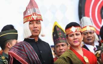 Putri Presiden RI Nikah, Jokowi: