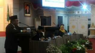 Gubernur Riau DIPA Riau Mengalami Peningkatan