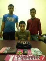 Narkoba, 1 Warga Bagan Sinembah dan 1 Warga Pujud Ditangkap Polisi