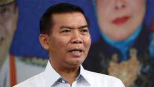 Walikota Pekanbaru Pimpin Rapat Pemantapan Ketahanan Pangan