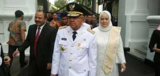 Rapat Paripurna, DPRD Riau Resmi Umumkan Pemberhentian Andi Rachman