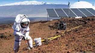 Ilmuwan Eropa Lacak Bukti Kehidupan di Planet Mars