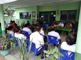Gunung Sinabung Erupsi, Dandim 0205/TK - Forkopimda Gelar Rapat Tentang Rencana Doa Bersama