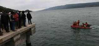 KM Sinar Bangun Tenggelam di Danau Toba, Ada Penumpangnya dari Riau