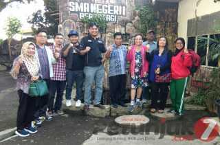 Lintas Alumni SMAN 1 Berastagi Akan Gelar Penanaman 1000 Bunga di Kota Berastagi