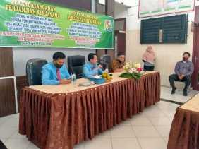 Setelah Pemkab Karo, Camat Dolatrayat dan Kajari Karo Teken MoU Bidang Hukum Perdata dan TUN