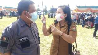 Dinkes Kabupaten Karo Imbau Masyarakat Meski Sudah Divaksin, Tetap Taat Prokes