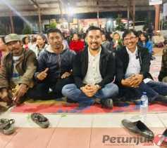 Caleg Kabupaten Karo: Masyarakat Desa Batu Karang Dukung Yusup Sembiring
