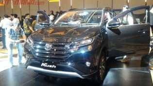 Generasi Terbaru Toyota Rush 2017? Ini Keunggulannya