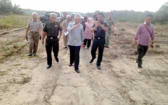 Menteri PUPR: Pembangunan Jalan Tol Padang - Pekanbaru  Dimulai 2018