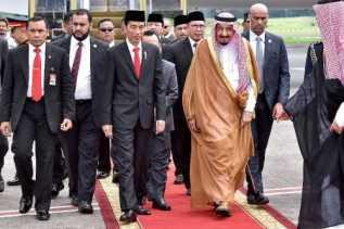 Hadiri KTT Arab Islamic-American Summit, Joko Akan Bahas Radikalisme dan Terorismes