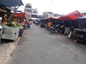 Bisnis Ditengah Covid 19: Pedagang di Pusat Pasar Berastagi Ini Rugi Lantaran Daya Beli Menurun