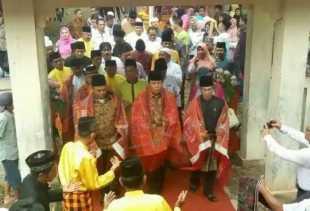 Sejarah dan Prosesi Mandai Ulu Taon Suku Mandailing di Negeri Melayu Rohul