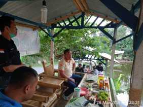 Jalin Sinergitas, Rutan Kabanjahe Gelar Silaturahmi Dengan PJTK