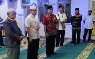 Bupati Inhil: Pembangunan Bidang Keagamaan Butuh Dukungan Serius Pemerintah