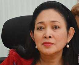 Tahap Proses, Titiek Soeharto Gantikan Mahyudi ke MPR