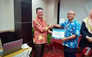 Disdik Kabupaten Lingga Raih Peringkat I Akreditasi PAUD dan PNF se-Kepri